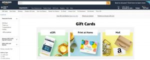 check balance on amazon gift card