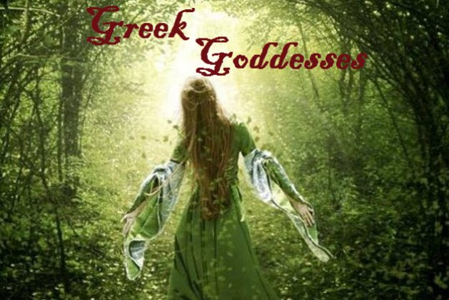 The Top 10 Names of the Early Greek Goddesses