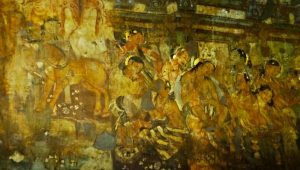 ajanta caves paintings