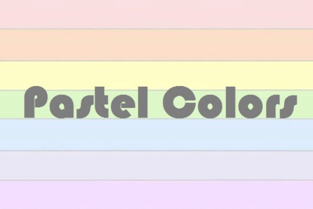 How Many Pastel Colors are There?