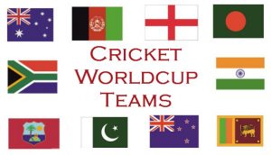 worldcup 2019 qualified team